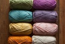 Knit Picks Yarn Samplers / Our favorite yarns, in deliciously curated color palettes.