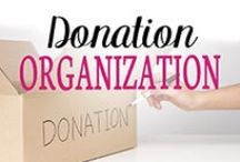 Donation Organization: Week 4 / by Lisa @ Organize 365