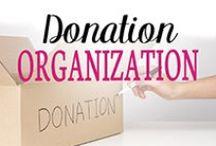 Donation Organization