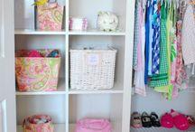 Kid's Clothes Organization