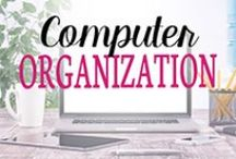 Computer Organization: Week 21 / by Lisa @ Organize 365