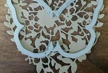 Framelit & Thinlet Ideas - Stampin' Up!