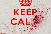 Keep Calm and Carry On / by Amy Dittmore