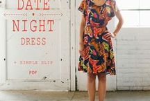 SEWING IDEAS and PATTERNS for CLOTHES and ACCESSORIES / by Moira Hickman