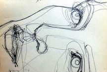 . . just a sketch / sketch (n) 1. A hasty or undetailed drawing or painting often made as a preliminary study.