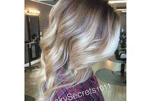 Hair! / by Trisha Collier