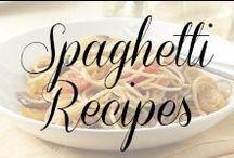 Dreamfields Spaghetti Recipes / by Dreamfields Pasta