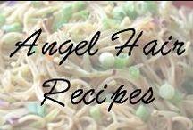 Dreamfields Angel Hair Recipes / by Dreamfields Pasta