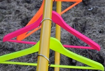Simple Neon / Easy neon craft and home projects.  / by Shannon Madigan (Madigan Made)