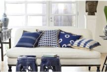 White & Blue Designs / Love the colors of white and blue mixed together? Here's some inspiration
