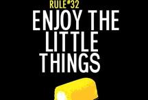 enjoy the ℓ¡††ℓℯ things