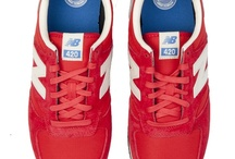 New Balance / New Balance is driving innovation to create superior products that the customer is proud to wear.
