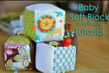 Sewing: Baby Things / A collection of tutorials and inspiration to create things for little ones.
