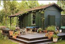 Tiny House ideas for Halin / by Moira Hickman