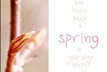 """☂""""Spring"""" in your sTeP☂"""