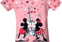 Minnie Mouse Scrub Tops / Minnie Mouse is classic and cool. Therefore, Minnie Mouse scrubs are a must-have in your medical scrubs wardrobe. Styles  and colors are evolving consistently, therefore you'll always be able to find something you can appreciate and love!