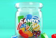 candy CRUSH / .