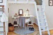 Practical Home Ideas / Ideas to integrate into your home to help you with your everyday life