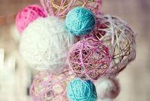 Yarn and fiber crafts