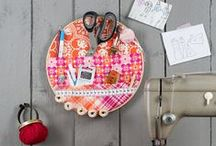 Embroidery hoop crafts