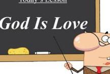 leSSons from ✞he LoRd