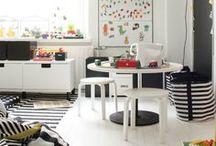 Playful Designs / Discover our Reveal bookcase into a playroom bookcase and our Storit playroom collection.