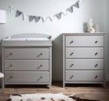 Calm nursery / Nursery design inspiration to help you decide how yours will look and feel