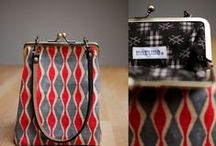 BAGS/purses IDEAS and PATTERNS / by Moira Hickman
