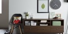 Mid-Century Modern / The Mid-Century Modern Style. Here's some inspiration to help you design your home the same way.