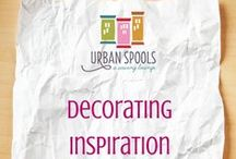 Decorating inspiration / Ideas and inspiration for decorating the home