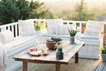 Summer Decor Ideas / Bringing summer inside your home!