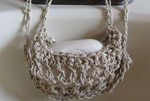 crochet / by Sylvie Brunelle