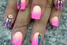 Nail art / From every day to holiday it is all here made by Lexi / by Jennifer Cruz