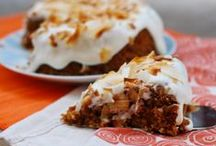 Carrot Cake / Because I need an entire board dedicated to my favorite dessert.
