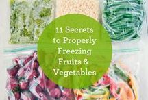 """Food Prep and Cooking """"Hacks"""" / Living healthier starts in the kitchen. And a healthy kitchen starts with great food! Make it easy for yourself to prepare nutritious meals with these food prep and cooking tips we found around the web! / by Dreamfields Pasta"""