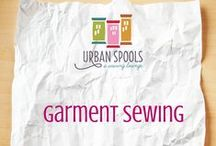 Garment Sewing / Tips, inspiration and patterns for sewing clothing