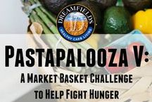 2015 Pastapalooza / It's Pastapalooza V - Market Basket Challenge to Help Fight Hunger ! To celebrate the 5th anniversary of this summery and delicious campaign, Dreamfields is working with top food bloggers and supporting local food banks! Visit TryDreamfields.com/pastapalooza for all of the information - including how YOU can win free pasta and $$ for your local food bank! / by Dreamfields Pasta