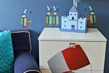 Creative kid's spaces