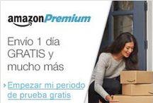 Descuentos en Amazon / En este tablero entrarás alguno de los últimos y más ventajosos descuentos para Amazon