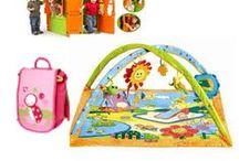 Descuentos en Juguetes y accesorios para niños / En este tablero tendrás las últimas ofertas en juguetes y accesorios de niños en tiendas como ToysRus, Imaginarium, Eurekakids,...