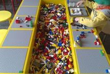 LEGO storage ideas! / Awesome toys need awesome storage.