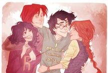 Harry Potter / by Jessica Kripal
