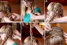 ♥♥♥ How To Style A Knot Hairstyle ♥♥♥