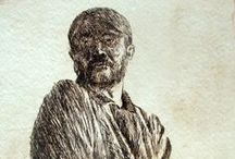 Florin Stoiciu in Dialogue with Rembrandt /