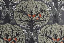 Art Nouveau interior and design / interior and design in style Art Nouveau
