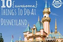 Disneyland / Tips and tricks for your Disneyland vacation.