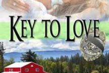 KEY TO LOVE,  Romance Novel / Everything related to contemporary romantic suspense, KEY TO LOVE.