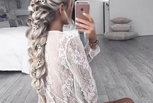 Long lushes hair