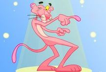 The PINK PANTHER!!