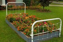 Интерьер Ландшафт / Идеи интерьера, красивые вещи в доме и во дворе.